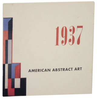 1937 American Abstract Art