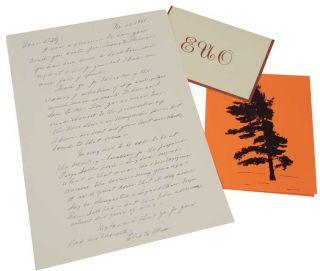 Archive of Letters