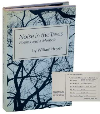 Noise in The Trees: Poems and a Memoir (Review Copy) with a Signed Letter