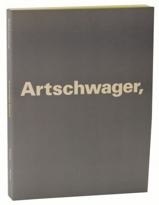 Richard Artschwager. Richard - Richard Artschwager ARMSTRONG