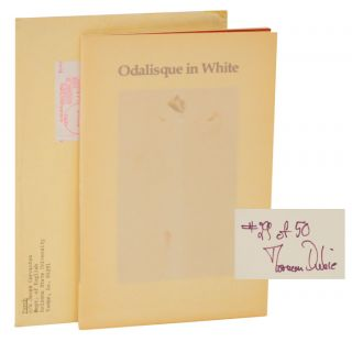 Odalisque in White (Signed Limited Edition). Norman DUBIE