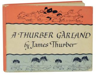 A Thurber Garland. James THURBER