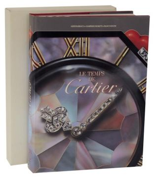 Le Temps de Cartier. Jader BARRACCA, Gianpiero Negretti, Franco Nencini.