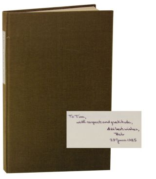 Looking for Peace (Signed Limited Edition). R. L. BARTH