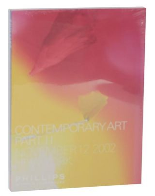 Contemporary Art Part 1 and 2 - November 2002