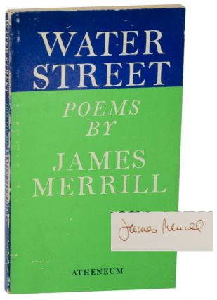 Water Street (Signed First Edition)