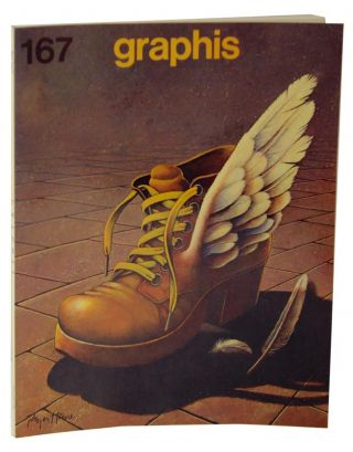 Graphis 167. Walter HERDEG, and publisher