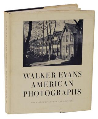 American Photographs. Walker EVANS