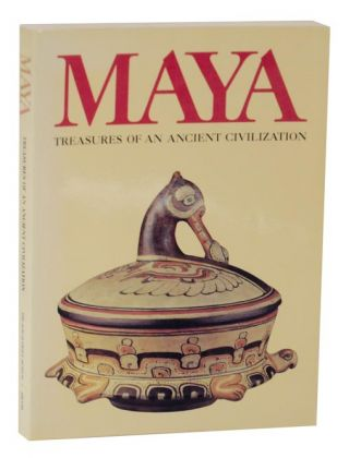 Maya: Treasures of an Ancient Civilization. Charles GALLENKAMP, Regina Elise Johnson