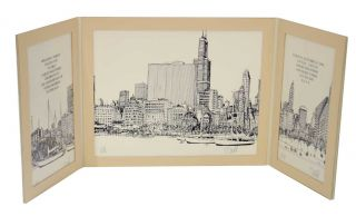 Chicago Panorama for the Farley Corporate Collection. Bill OLDENDORF