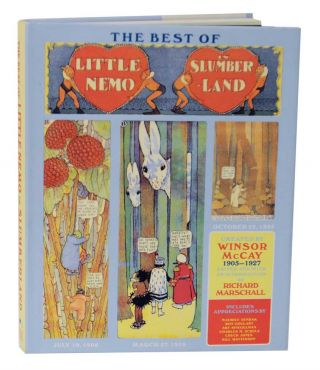 The Best of Little Nemo in Slumber Land. Winsor McCAY, Richard Marshal.