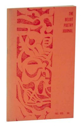 The Beloit Poetry Journal Volume 21 - Number 1 Fall 1970