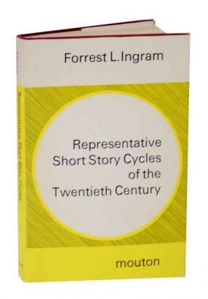 Representative Short Story Cycles of the Twentieth Century (Signed First Edition). Forrest L. INGRAM
