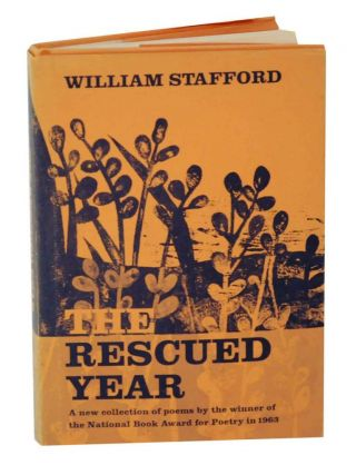 The Rescued Year. William STAFFORD