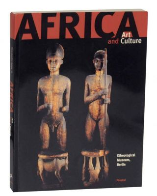 Africa Art and Culture: Masterpieces of African Art, Ethnological Museum, Berlin. Hans-Joachim...