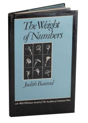 The Weight of Numbers. Judith BAUMEL