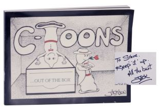 C-Toons... Out of the Box (Signed First Edition). Jack ERICSSON, Ellen Joy
