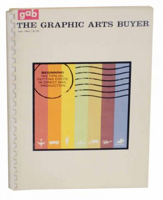 The Graphic Arts Buyer Fall 1964. Richard MILFORD, and Publisher