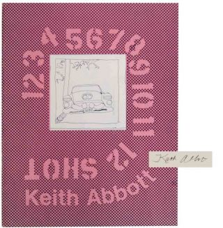 Twelve Shot: A Photopoem (Signed First Edition). Keith ABBOTT