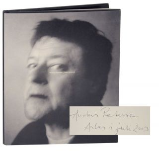 Close Distance (Signed First Edition). Anders PETERSEN
