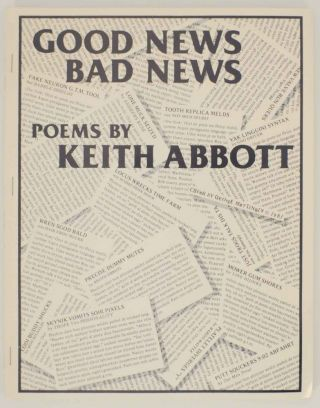 Good News Bad News. Keith ABBOTT.