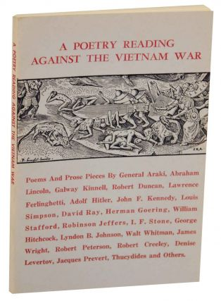 A Poetry Reading Against the Vietnam War. Robert BLY, David Ray, collectors