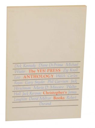 The Yes! Press Anthology. Robert DURAND, Diana Di Prima - Dick Kennedy, David Meltzer, James...