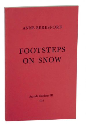 Footsteps on Snow. Anne BERESFORD