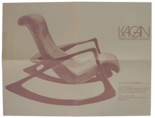 Kagan: Three Decades of Design. Vladimir KAGAN.