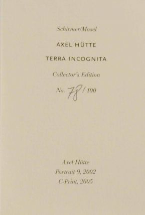Terra Incognita (Signed Limited Edition)