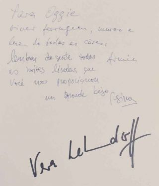 Veruschka Trans-Figurations (Signed First Edition)