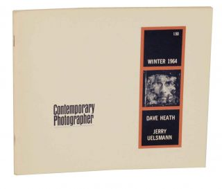 Contemporary Photographer: Volume V, Number 1, Dave Heath and Jerry Uelsmann. Lee LOCKWOOD, Dave...