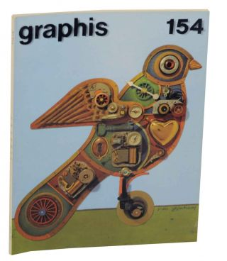 Graphis 154. Walter HERDEG, and publisher.