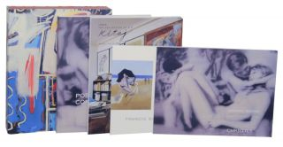 Post-War and Contemporary Art and The Collection of R. B. Kitaj - February 6 and 7, 2008 - Sales 7565 and 7668. Christie's.