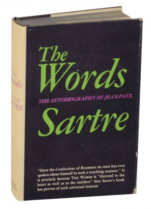 The Words. Jean Paul SARTRE