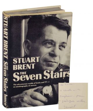 The Seven Stairs (Signed First Edition). Stuart BRENT