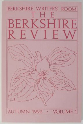 The Berkshire Review Autumn 1992 Volume 1