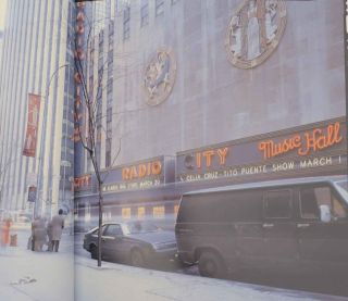 New York Timeout: Photographs & Essays (Signed First Edition)