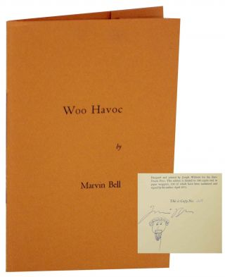Woo Havoc (Signed Limited Edition). Marvin BELL