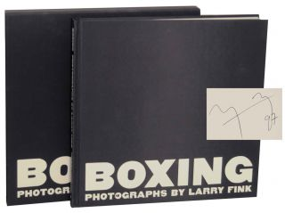 Boxing (Signed Limited Edition). Larry FINK