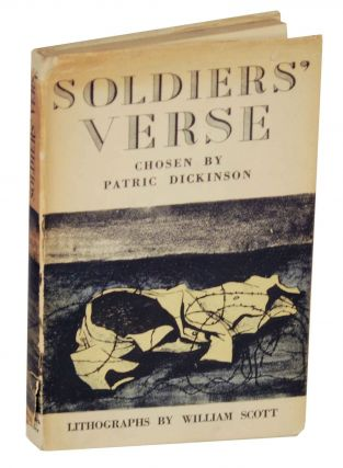 Soldiers' Verse. Patric DICKINSON, William Scott