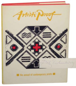 Artist's Proof: The Annual of Contemporary Prints, Volume VII (Signed First Edition). Fritz...