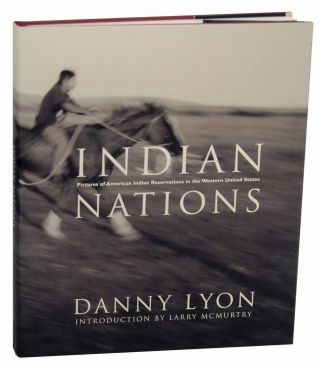 Indian Nations. Danny LYON