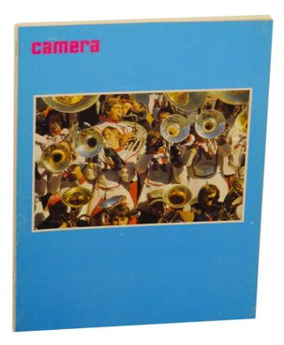 Camera - August 1977 (International Magazine of Photography and Cinematography). Allan PORTER,...