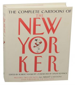 The Complete Cartoons of The New Yorker. Robert MANKOFF.