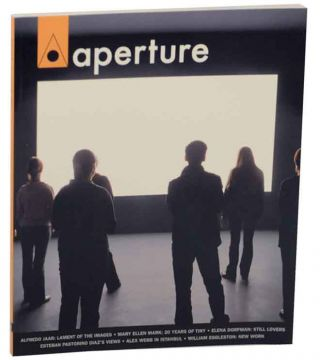 Aperture 181 Winter 2005. Melissa HARRIS, Alfredo Jaar Mary Ellen Mark, William Eggleston, Alex...
