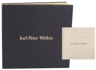 Joel-Peter Witkin (Signed First Edition). Joel-Peter WITKIN.