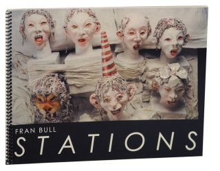 Stations: A Cycle of 14 Sculptural Paintings, Plaster, Paint, Muslin and Mixed Mediums. Fran BULL