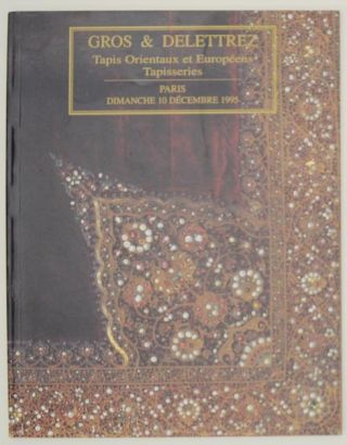 Tapis orientaux et Europeens, Tapisseries / Oriental and European Carpets, Tapestries