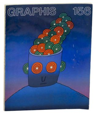 Graphis 156. Walter HERDEG, and publisher.